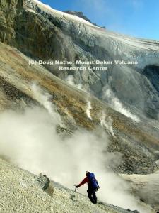 FumarolesMtBakerShermanCrater