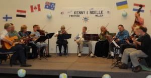KV-Fiddlers&FriendsAtBlueAgateSquare&RoundDanceDinner3-28-15